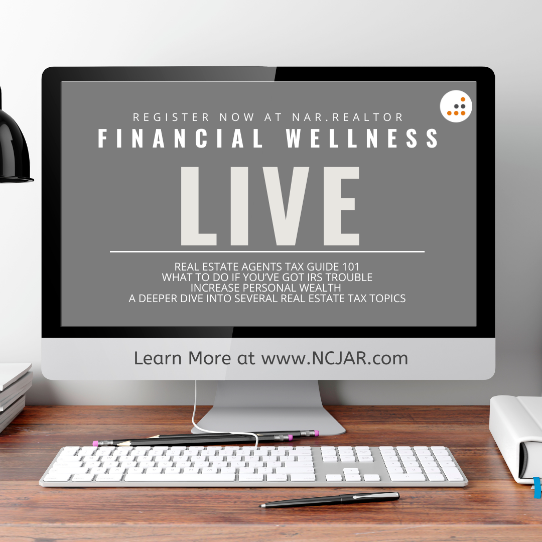 Financial Wellness Live at NAR